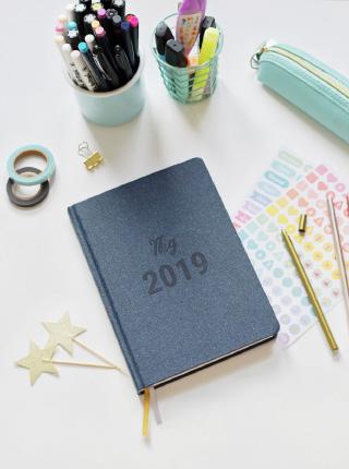 Mon agenda pour 2019