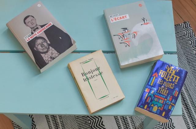Lecture: mes romans favoris de l'année - Blog Birds & Bicycles