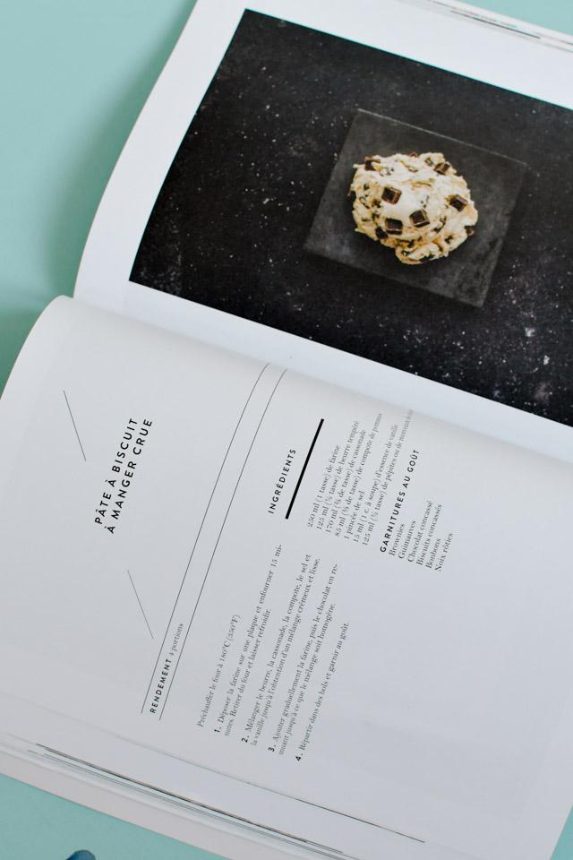 Recette de pâte crue dans Dinette Magazine!