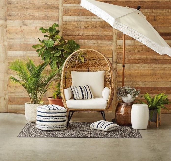 porch furniture walmart