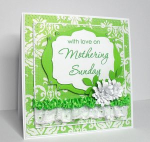 rolled flower 2 mother card