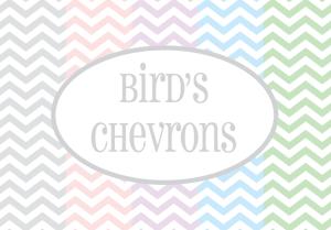 birds chevrons