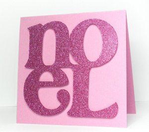 noel card
