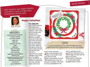Complete Cardmaking Issue 46 Page 27 top