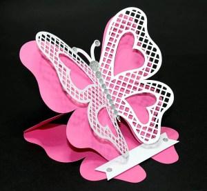 ButterflyEaselCard7