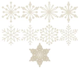 more-snowflakes