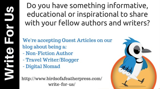 Birds of a Feather Press Write For Us