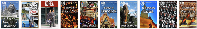 Chris Backe Books on Amazon