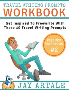 Travel Writing Prompts Workbook PDF 2