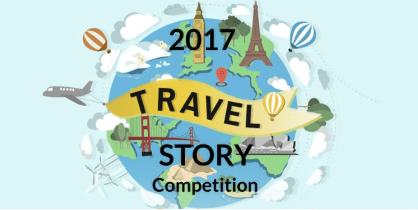 robert fear travel story competition