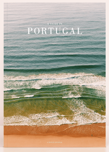 Cover for for A Year in Portugal