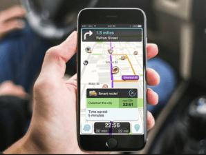 Waze Travel App