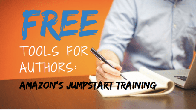Amazon's Jumpstart Training KDP