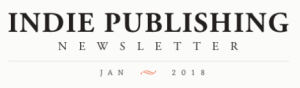 Indie Publishing Newsletter