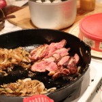 Duck Breast Fajitas
