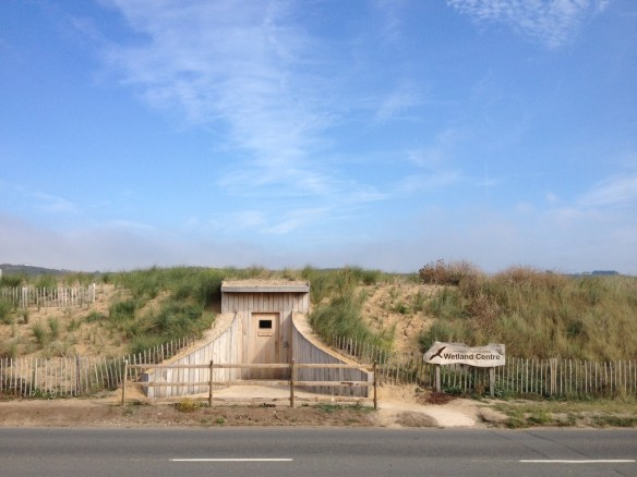 Wetland Centre front