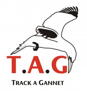 TAG logo. Alderney Wildlife Trust