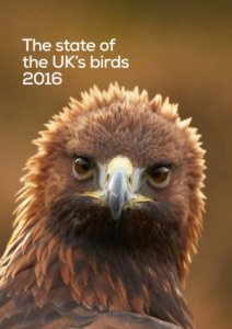 State of the UK's Birds 2016 cover