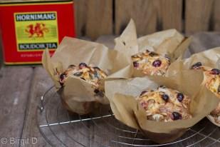 Knusper-Muffins mit Apfel