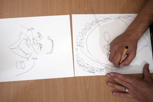 Tekenskoalle, cursus tekenen voor leerkrachten
