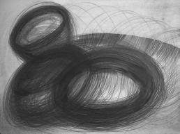 ruimte - ellipsen grafietstift