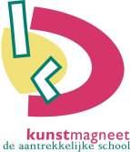 nieuw logo kunstmagneet
