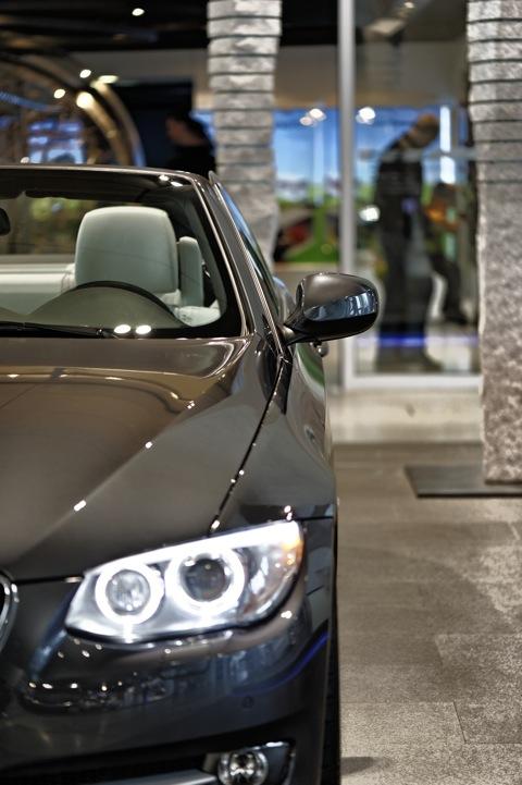Bild: BMW 3er Cabrio.