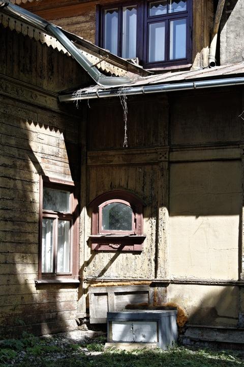 Bild: Unterwegs auf Fototour im Stadtteil Torņakalns in Rīga. NIKON D700 mit AF-S NIKKOR 28-300 mm 1:3,5-5,6G ED VR.