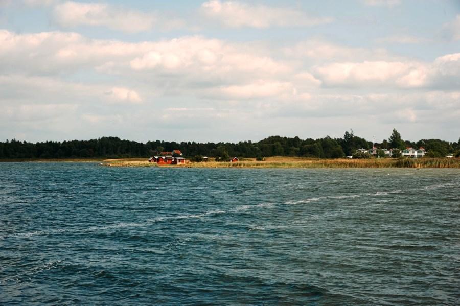 Bild: Unterwegs im Hafen von Mörbylånga auf der Insel Öland. NIKON D700 und AF-S NIKKOR 24-120 mm 1:4G ED VR.