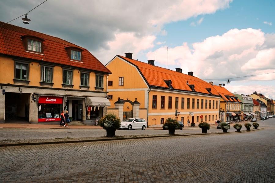Bild: Unterwegs in Karlskrona in der historischen Provinz Blekinge. NIKON D700 und AF-S NIKKOR 24-120 mm 1:4G ED VR.