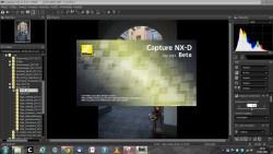 Bild: Stand 25.02.2014 befindet sich NIKON's RAW Software Capture NX-D noch im BETA Stadium.
