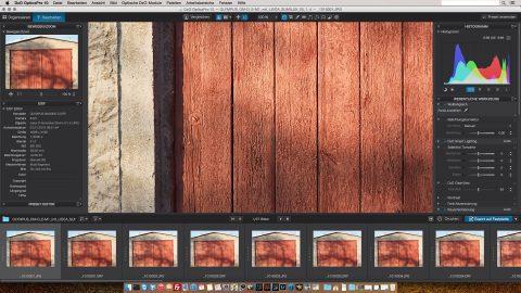 Bild: Die Fotos im JPEG Format sind auch im Randbereich knackig scharf. Auschnitt in 100 % Größe. OLYMPUS OM-D E-M1 mit LEICA DG SUMMILUX 25 mm / F1.4. ISO 200 ¦ f/1,4 ¦ 25 mm ¦ 1/3200 s ¦ kein Blitz. Klicken Sie auf das Bild um es zu vergrößern.