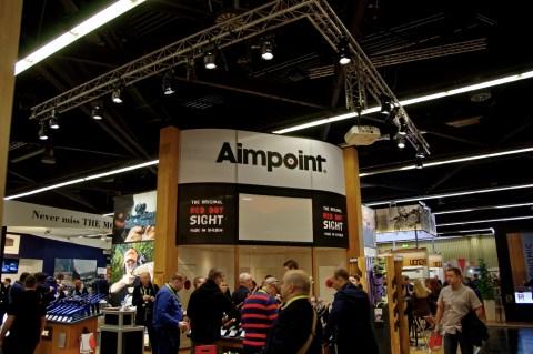 Bild: Optikhersteller Aimpoint aus Schweden
