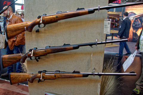 Bild: Mauser Modell 98, hier in der Afrikaausführung