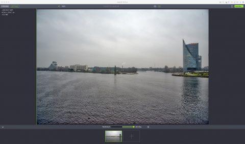 Bild: Die Software Photolemur 1.0 unter macOS 10.12.04. Das entwickelte Foto.