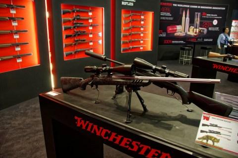 Bild: Eine Legende - Winchester Model 70