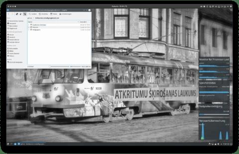 Bild: Damit ist die Verknüpfung zu Google Drive fürs Erste erledigt. Jetzt kommen noch Komfortfeatures dazu.