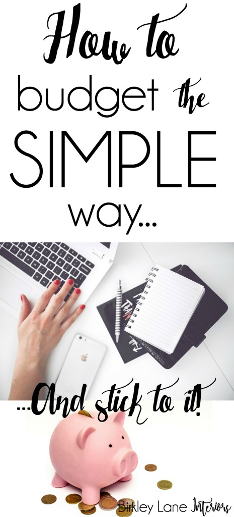 How to budget, envelope budget, simple budget, easy budget, budget printables, How to organize your money
