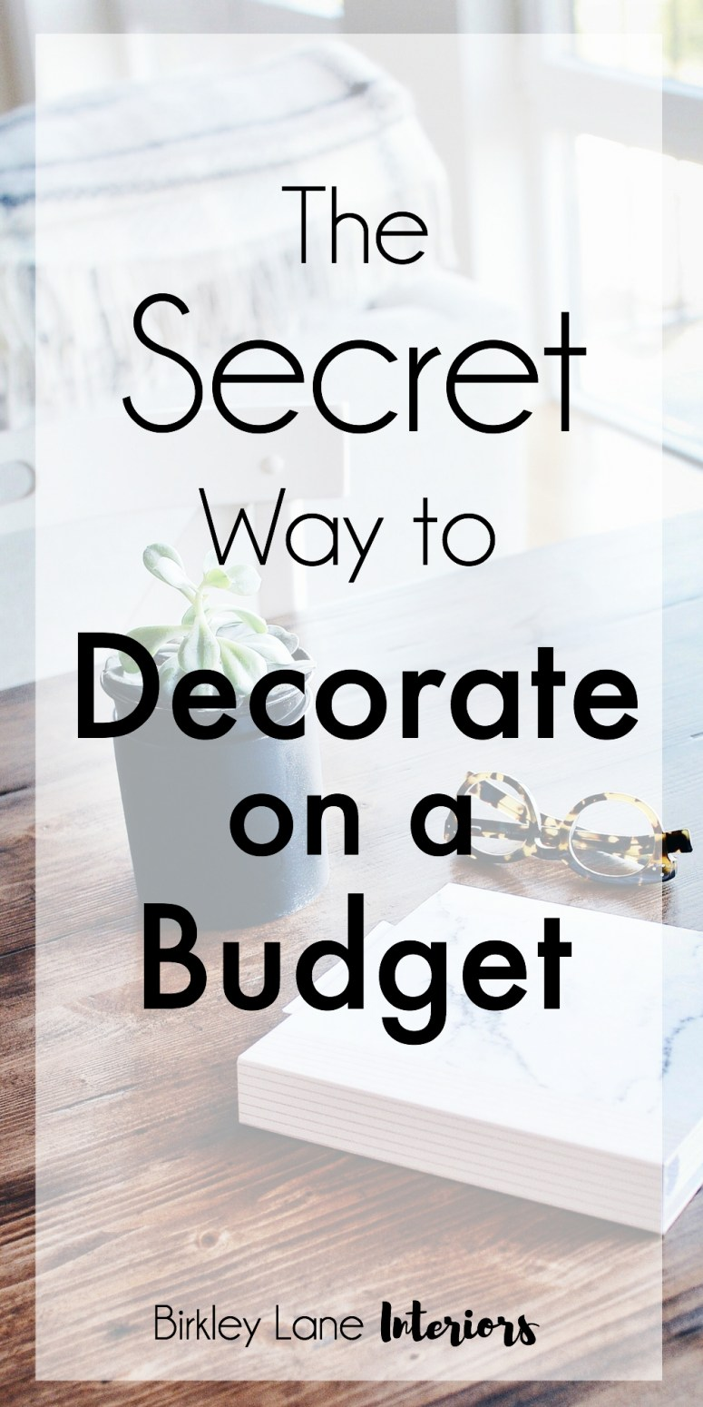 Are you ready to discover the secret way to decorate on a budget? Click here to find out how to the affordable way and still get the look you want!  Decorate on a budget, decorate on a dime, decorate on a budget ideas, decorate on a budget home, decorate on a budget apartment, decorate cheap, decorate cheap apartment, decorate cheap diy, affordable decor, affordable decorating ideas, affordable decorating, inexpensive decorating ideas, how to do a design board, how to do a mood board, how to create a vision board, how to create a mood board, how to create a design board