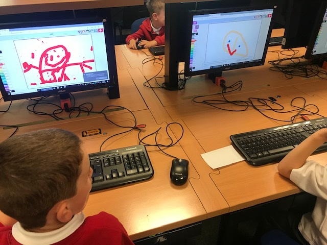 Butterflies spotted in the ICT suite!