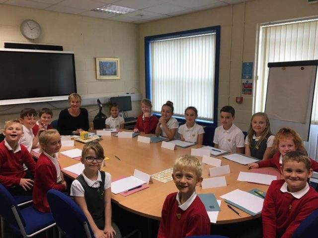 Our School Council's First Meeting