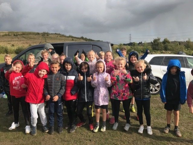 Key Stage 2 Cross Country
