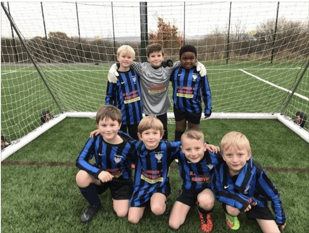 Year 3/4 Boys' Football Final