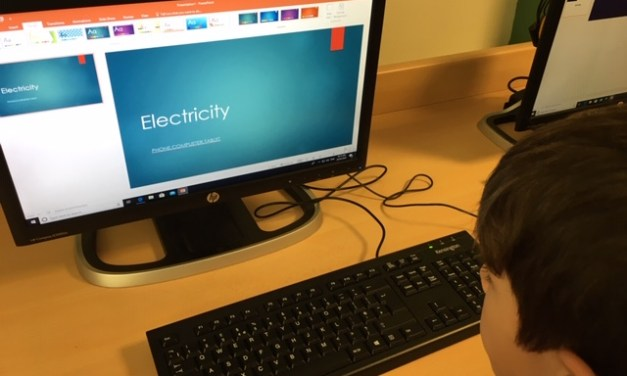 Researching Electricity
