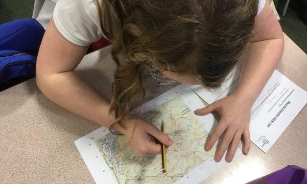 Mapping Snowdon