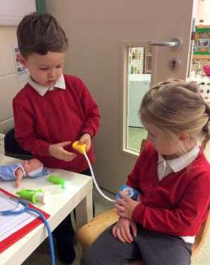World Nursery Rhyme Week in the Daisies!