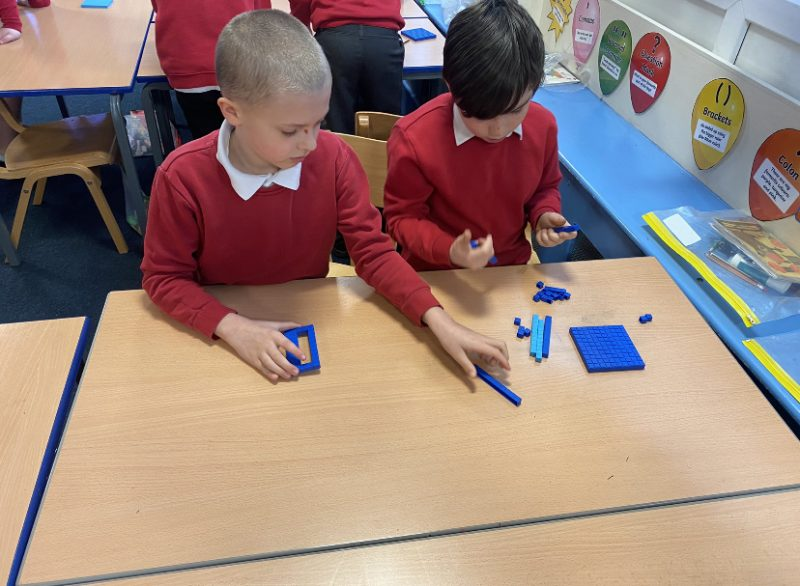 Place Value with the Robins