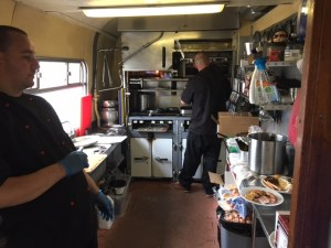Flying Scotsman Galley