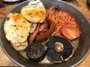Tapas Revolution - Full Spanish Breakfast