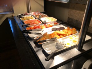 The Ladybridge Buffet Breakfast - Tamworth